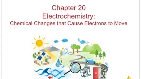Thumbnail for entry Electrochemistry Lecture 1: Balancing Electrochemical Reactions