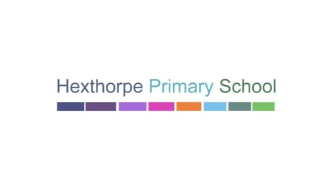 Thumbnail for entry Hexthorpe Primary School prospectus video