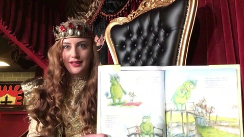 Thumbnail for entry Story Time With the Queen: The Storybook Knight