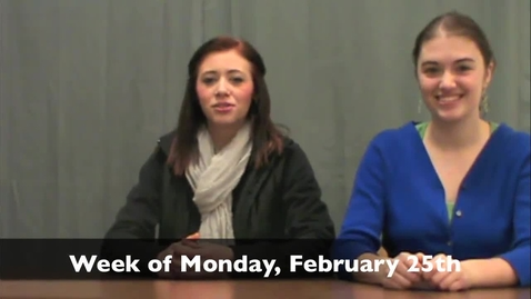 Thumbnail for entry BHS Newscaster Season 4, Episode 3