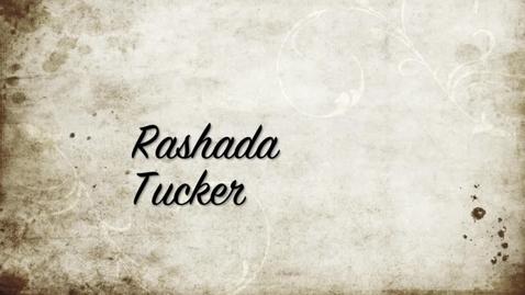 Thumbnail for entry Official Rashada's Portfolio
