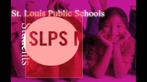 Thumbnail for entry SLPS Social Workers' Manager Visits Spotlight News