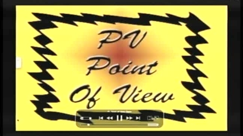 Thumbnail for entry PV Point of View with PV Student Council