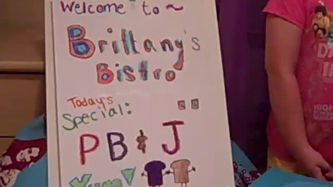 Thumbnail for entry brittany bistro