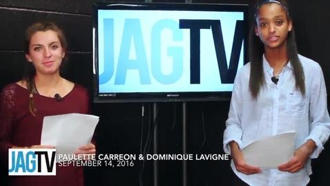 Thumbnail for entry JAG TV 9.14
