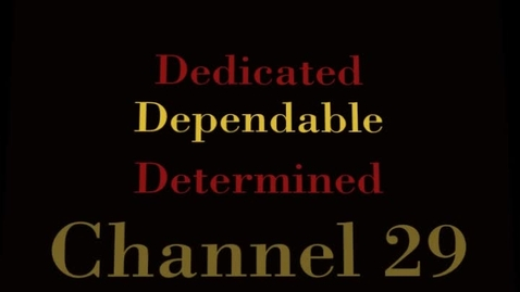 Thumbnail for entry February 27, 2012 Channel 29