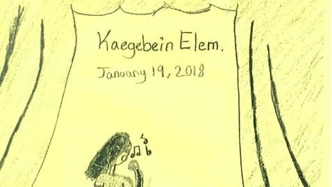 Thumbnail for entry Kaegebein 2018 Talent Show 1-19-2018