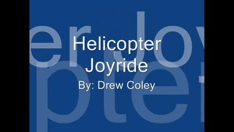 Thumbnail for entry Helicopter