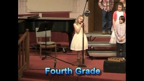 Thumbnail for entry Lena Fourth Grade