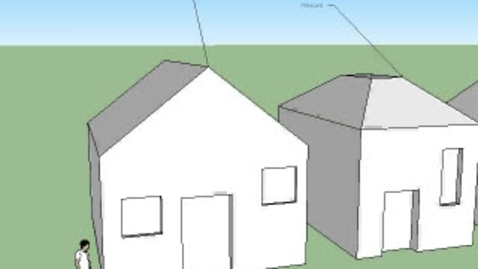 Thumbnail for entry Rebecca's Roof Styles