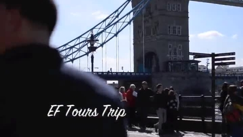 Thumbnail for entry EF Tour to Europe
