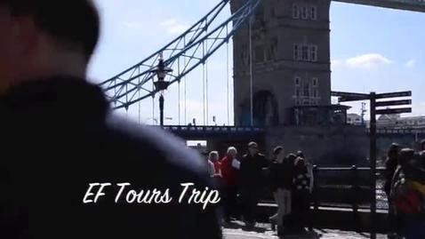 Thumbnail for entry EF Tour to Europe