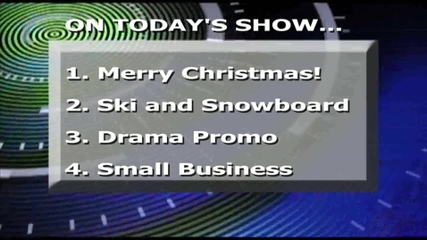 Thumbnail for entry KCHS Broadcast 12.19.12