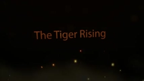 Thumbnail for entry THE TIGER RISING, by Kate Di Camillo