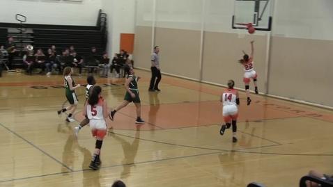 Thumbnail for entry OHS V-Girls v Burncoat Basketball