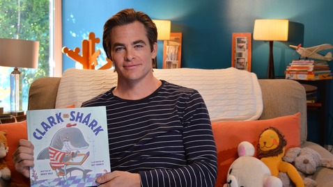 Thumbnail for entry Clark the Shark Read by Chris Pine