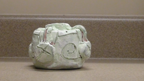 Thumbnail for entry Clay Sculpture Motion