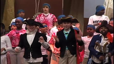 Thumbnail for entry Meadowfield Elementary Performs Treasure Island