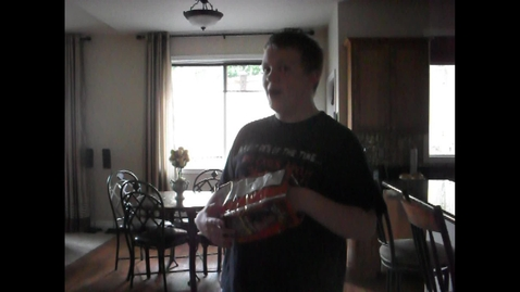 Thumbnail for entry Awesome Bean Dip. English Project