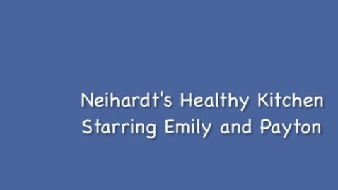 Thumbnail for entry Neihardt Elementary's Healthy Kitchen
