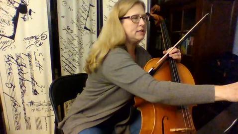 Thumbnail for entry Burst for Cello