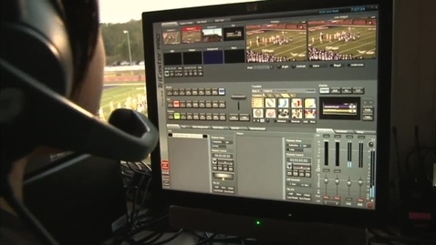 Thumbnail for entry Hahnville TV Football Broadcast