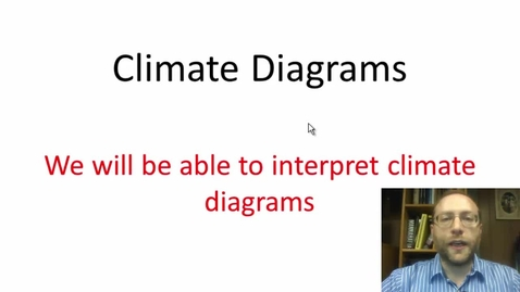 Thumbnail for entry Climate Diagrams