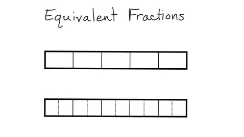 Thumbnail for entry Equivalent Fractions: Fifths-Tenths-Twentieths.mp4