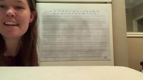 Thumbnail for entry Spelling Lesson 121