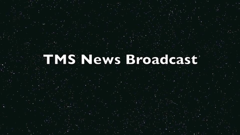 Thumbnail for entry TMS News Broadcast 3-12-14