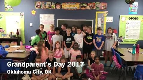 Thumbnail for entry Grandparent's Day 2017