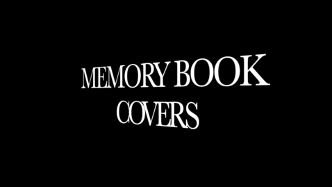 Thumbnail for entry Memory Book.mp4