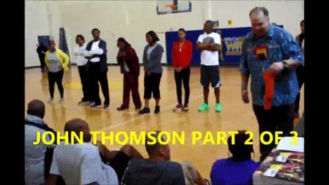 Thumbnail for entry John Thomson part 2 of 3