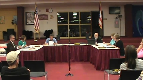 Thumbnail for entry BOE Meeting - 9/8/14, Part 2