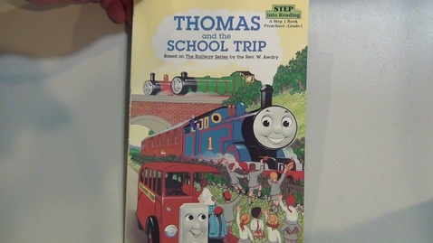 Thumbnail for entry Thomas and the School Trip   Based on The Railway Series by the Reverend W. Awdry