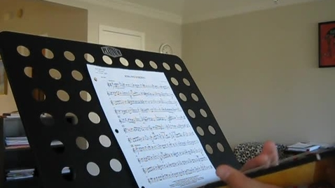 Thumbnail for entry 8 measures of royal processional