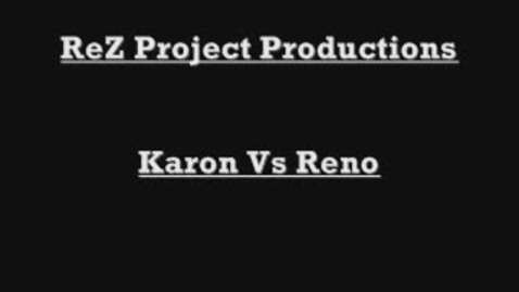 Thumbnail for entry Karon Vs Reno (drum battle)