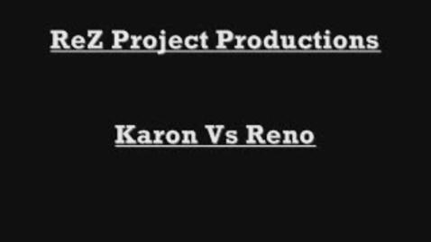 Thumbnail for entry Karon Vs Reno (drum battle)