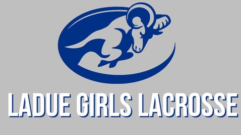 Thumbnail for entry Girls Lacrosse Creative Video