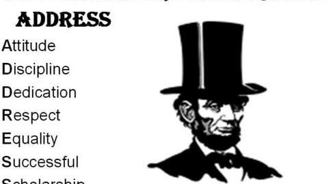 Thumbnail for entry Address Logo