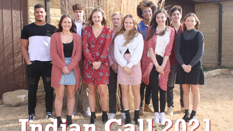 Thumbnail for entry Hays High Indian Call 2021