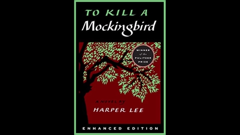 Thumbnail for entry To Kill a Mockingbird - Ch. 16
