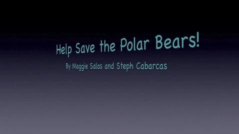 Thumbnail for entry Polar Bear PSA-S/M