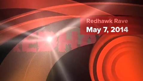 Thumbnail for entry The Redhawk Rave 5.7.14