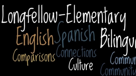 Thumbnail for entry Spanish Immersion