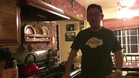 Thumbnail for entry Centeno Cooks 1