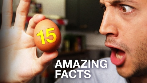 Thumbnail for entry 15 Amazing facts about Eggs ! Cooking, Science, Everything