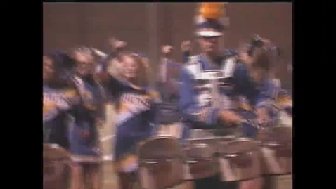 Thumbnail for entry Gahanna Lincoln Band's Select percussion group AKD