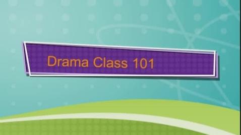 Thumbnail for entry Drama Promo