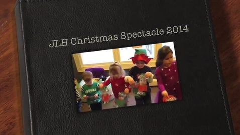 Thumbnail for entry 2014 Christmas Spectacle